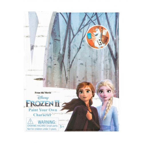 FROZEN 2 PAINT YOUR OWN CHARACTER