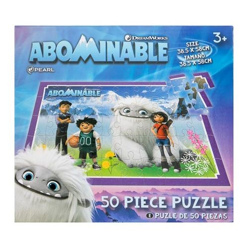 ABOMINABLE 50 PIECE PUZZLE