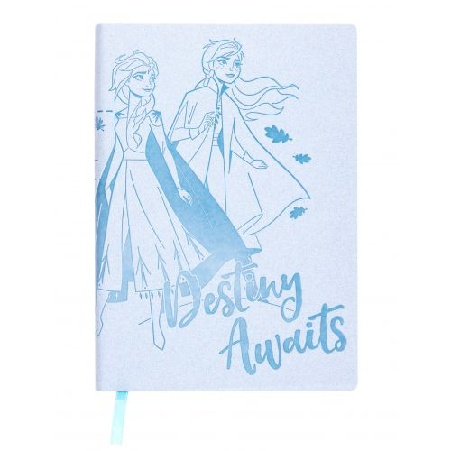 FROZEN 2 LINED NOTEBOOK