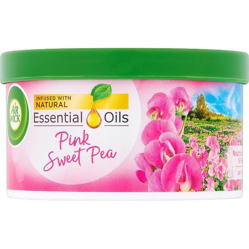Airwick Fresh Water Sweet Pea Slow Release Gel 70g