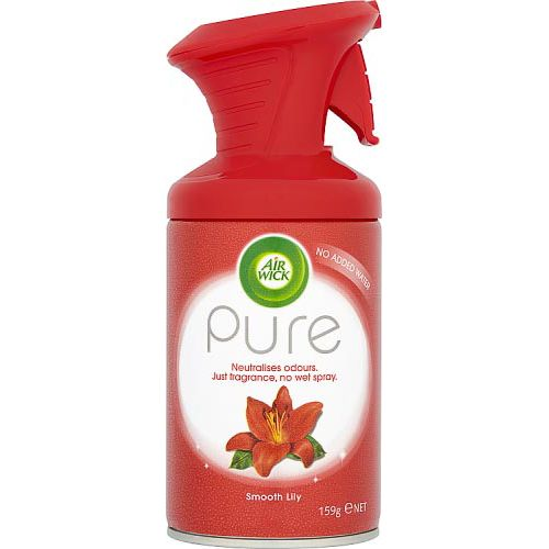 AIRWICK PURE SMOOTH LILY 250ML