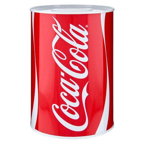 Coca Cola Money Tin