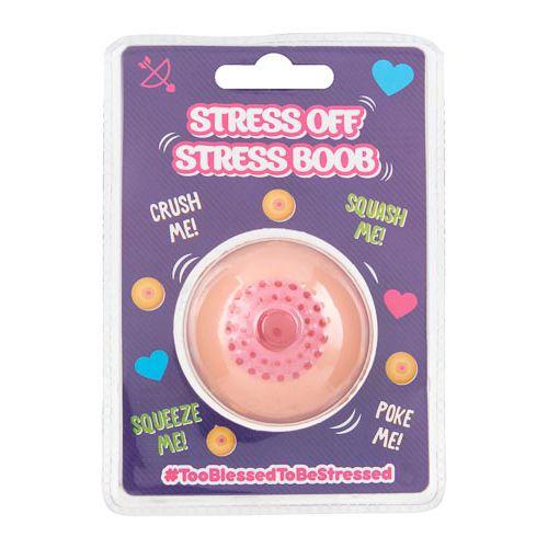 BOOB STRESS BALL