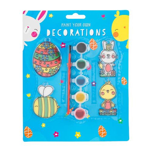 Paint Your Own Decorations