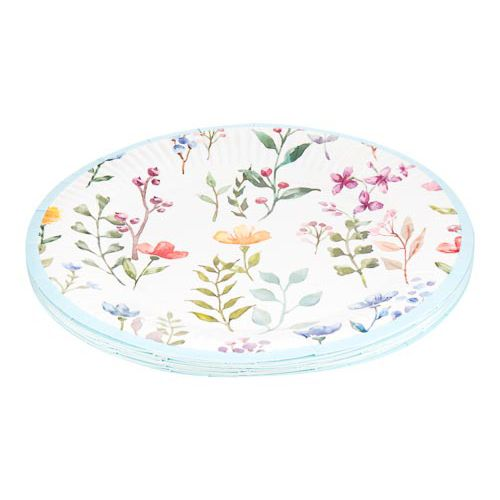 Easter Paper Plates 15 Pack