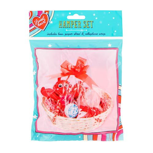 SWEET HEART HAMPER SET