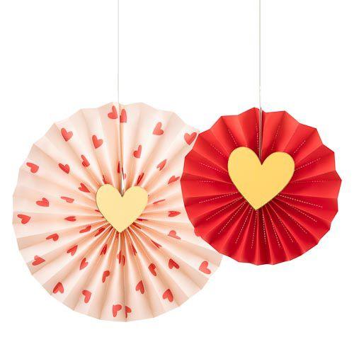 Fan Decorations