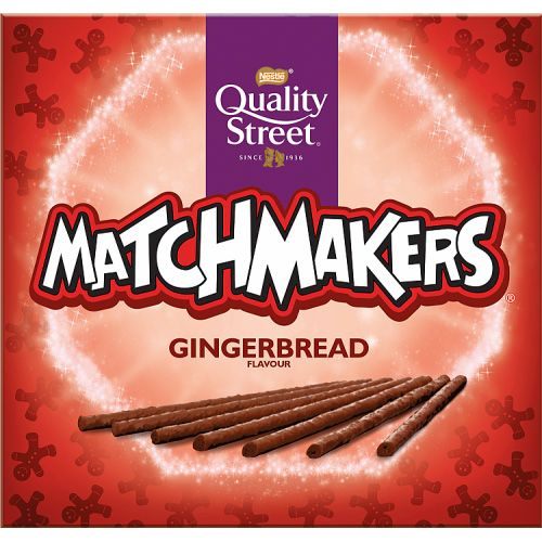 Gingerbread Matchmakers  120g