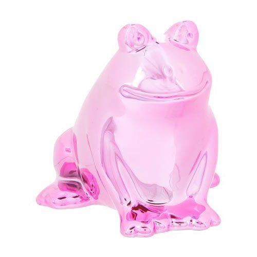 Mirrored Figures Frog