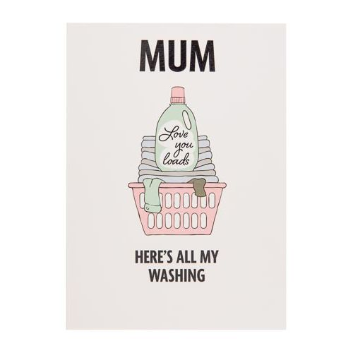 MOTHERS DAY BANTER CARD 2020
