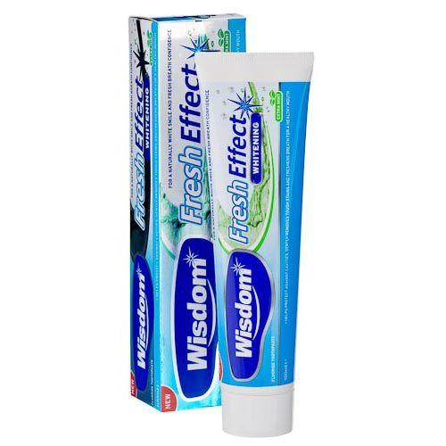 Wisdom Fresh & White Toothpaste 100ml