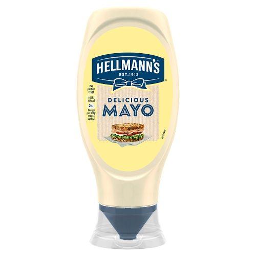 Hellmans Mayonnaise 430ml
