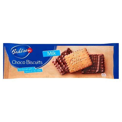 Bahlsen Milk Chocolate Biscuits 108g