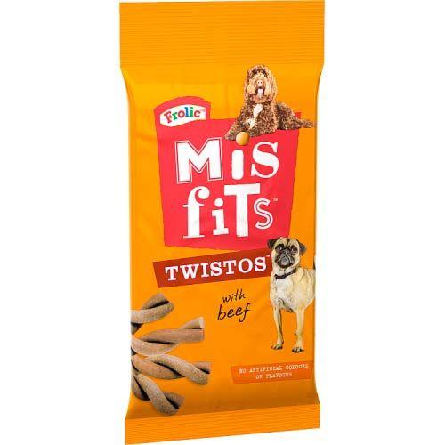 Misfits Twistos Beef 105g