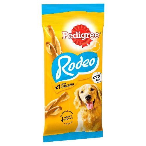 Pedigree Rodeo Mono Chicken 7 Pack
