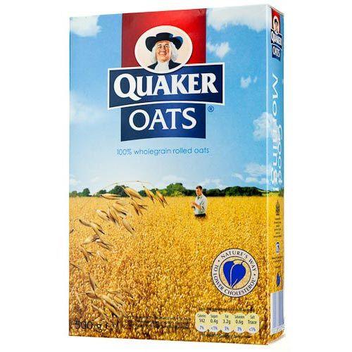Quaker Porridge Oats 500g