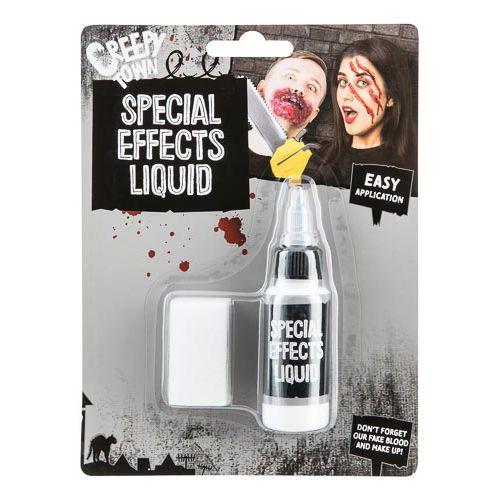 Halloween Liquid Latex