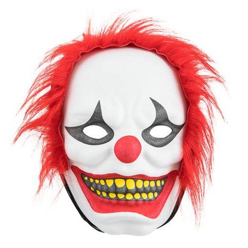 Clown/skull Hair Mask
