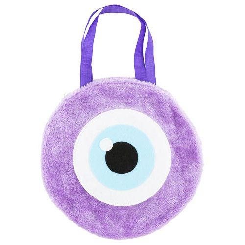 Fluffy EyeBall Loot Bag