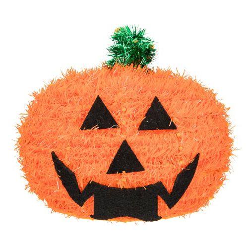 Tinsel Pumpkin