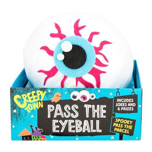 Pass the EyeBall Game