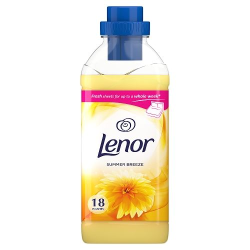 Lenor Fabric Conditioner Summer Breeze 630ml 18w
