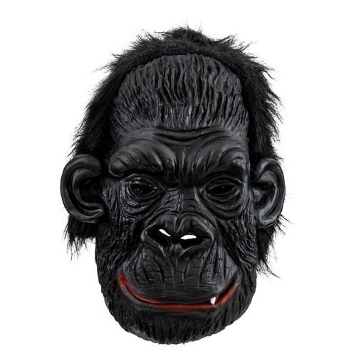 Furry Gorilla Mask