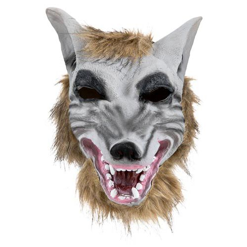 Furry Gorilla/warewolf Mask