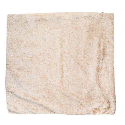 Grey Velvet Cushion Cover 190gsm 40x40cm