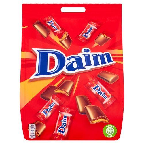 Cadbury Daim Chocolate Pieces 200g