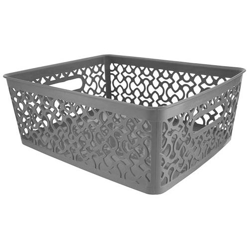 Rattan Storage Basket Xl