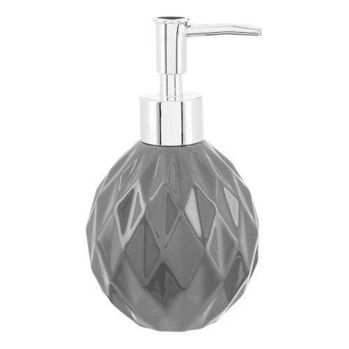 Ceramic Geometric Soap Dispenser
