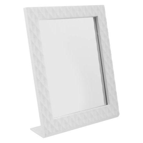 Ceramic Geometric Mirror