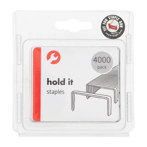 Staples 4000 Pack