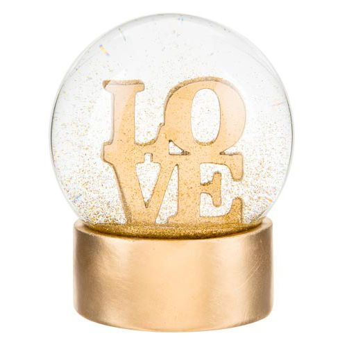 Golden Globe Ornament
