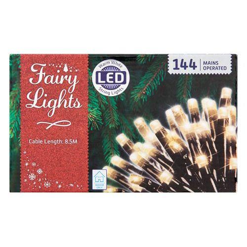 Multi Led Lights 144
