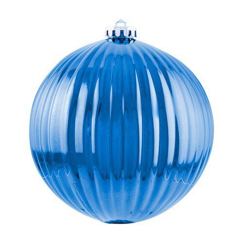 Xl Blue Bauble