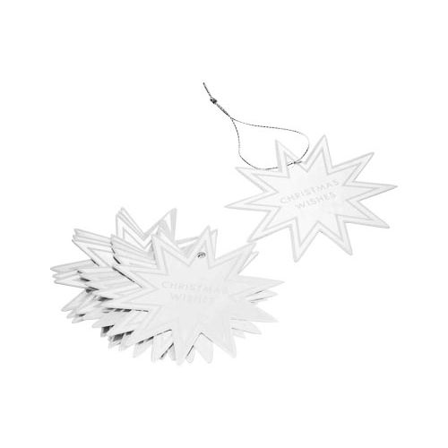 Luxury Tags Twinkling Ice 10 Pack