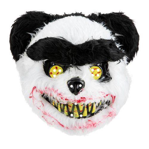 Furry Panda Mask