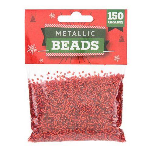 Craft Metallic Beads