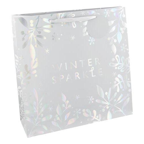 Ti Sparkle Lux/polar Bear Gift Bag