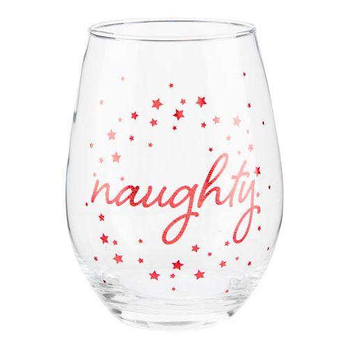 Naughty Tumbler Glass