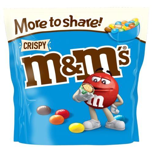 M&m's Crispy Pouch 246g