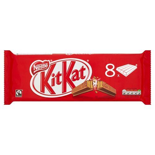 Nestle Kit Kat 4 Finger 8 Pack