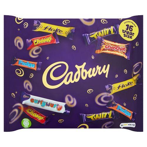Cadbury Family Treatsize 222g