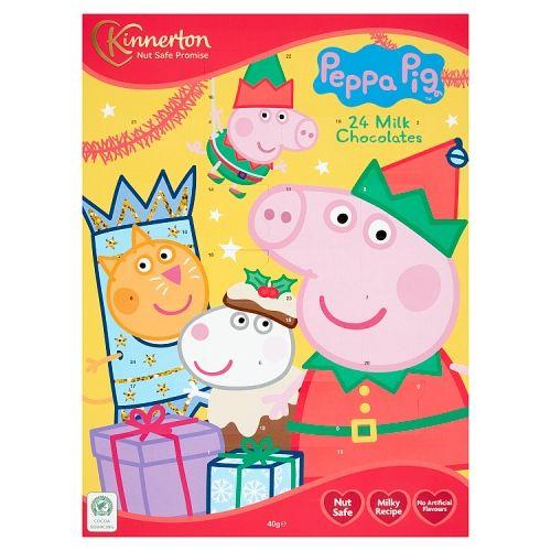 Pepper Pig Advent 40g