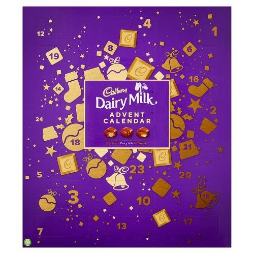 Cadbury Dairy Milk Chunks Advent Calendar 258g