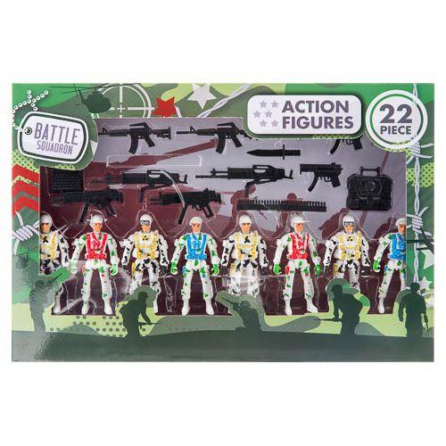 Action Figures 22 Piece