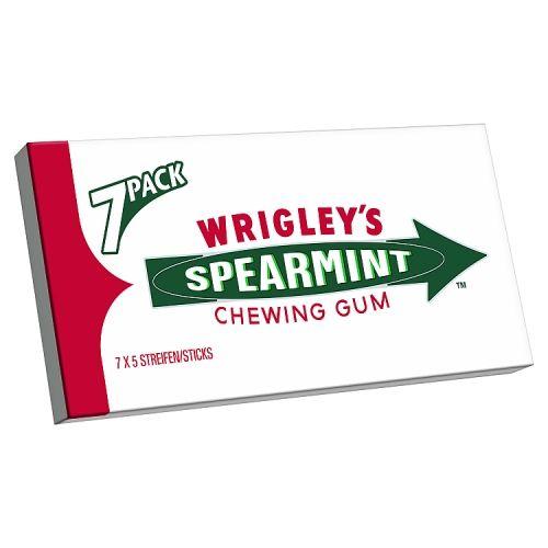 Wrigleys Spearmint 7 Pack