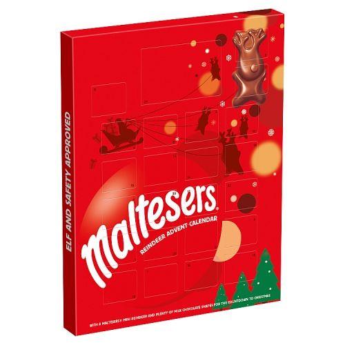 Maltesers Mini Reinderr Advent Calendar 108g